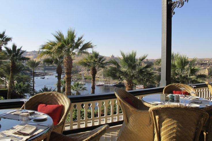 Sofitel Legend Cataract - Assouan - Egypte