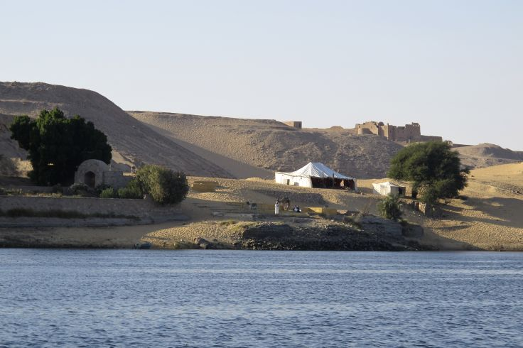 Région d'Assouan - Egypte