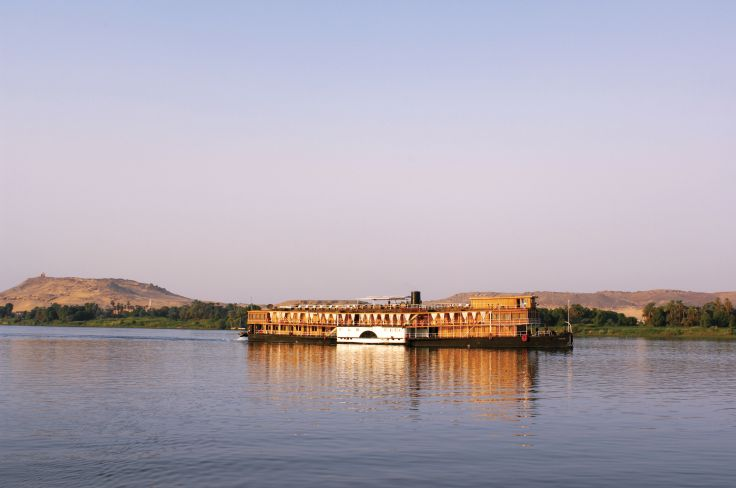 Nil intérieur - Croisière yoga à bord du Steam Ship Sudan