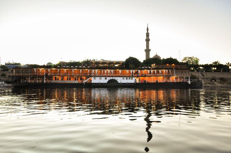 Noël & Nouvel An - L'Egypte légendaire à bord du Steam Ship Sudan