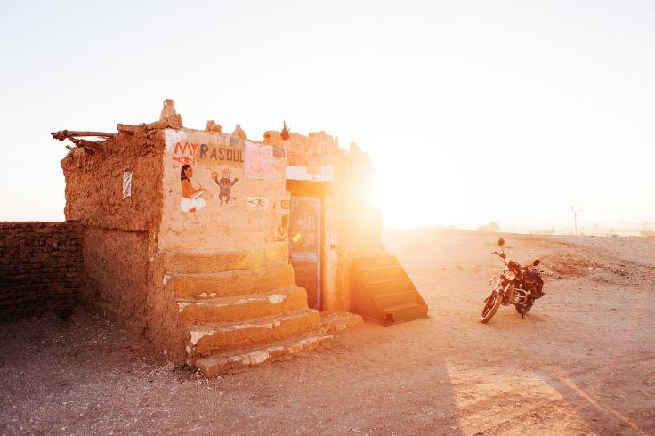 Vallée des Nobles - Egypte