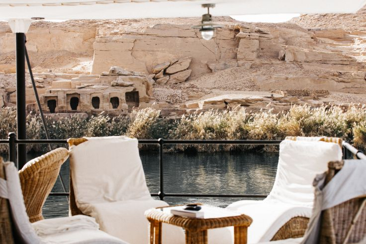 Sur le Nil- Hôtels de légende & croisière sur le Steam Ship Sudan