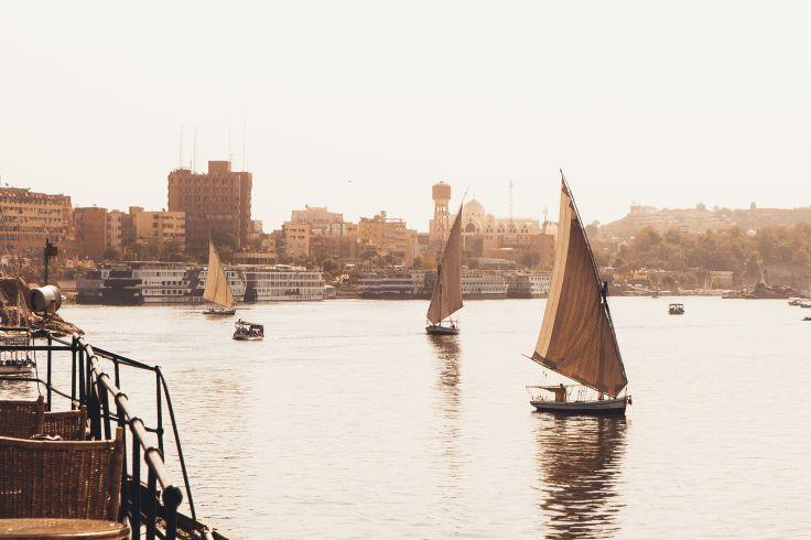 Sur le Nil - Hôtels de légende & croisière sur le Steam Ship Sudan