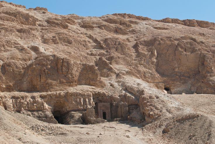 Nécropole de Beni Hassan - Minieh - Egypte