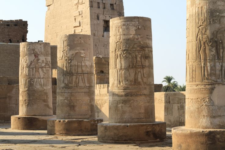 Temple de Sobek et Haroëris - Kom Ombo - Egypte