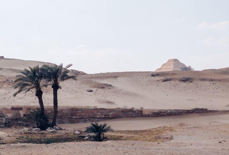 Saqqarah - Memphis - Egypte
