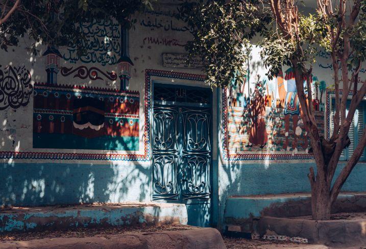 Vallée des rois - Egypte
