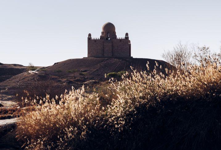 Mausolée de l'Aga Khan - Assouan - Egypte