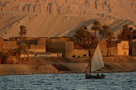 Croisière en Égypte : Harmonie avec le passé - Le Nil à bord du Steam Ship Sudan