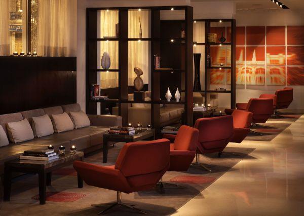 Séjour en Espagne : Un Penthouse à Madrid - Esprit design au ME Reina Victoria