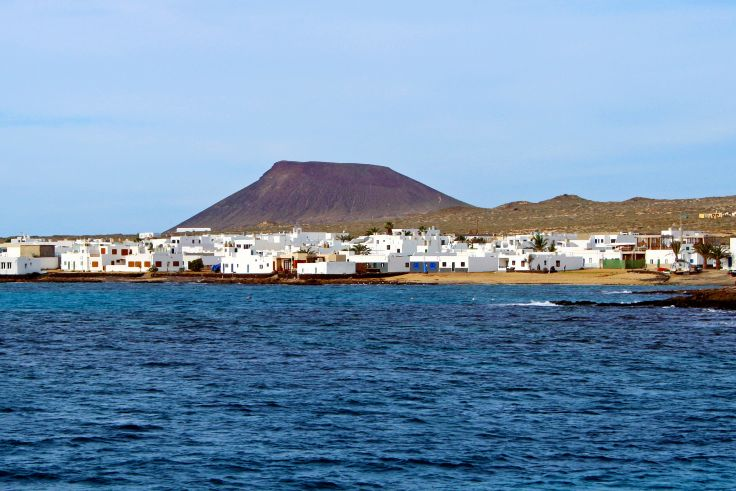 La Graciosa - Lanzarote - Espagne