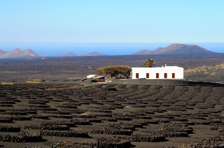 Pico de la Giada - Lanzarote - Espagne