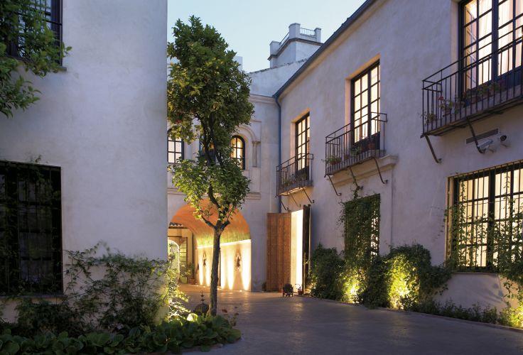 Palacio del Bailio - Cordoue - Espagne