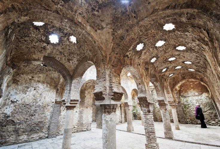 Bains arabes de Ronda - Andalousie - Espagne