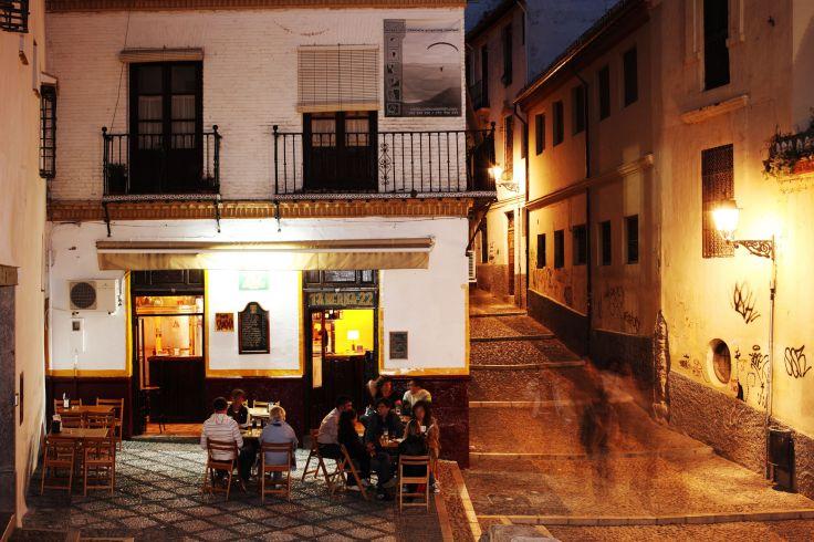 Romance andalouse - En Paradores & adresses de caractère