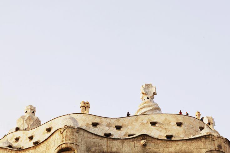 La Casa Milà - Barcelone - Catalogne - Espagne
