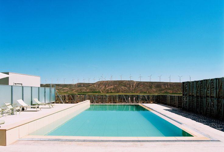 Hotel Aire de Bardenas - Tudela - Espagne