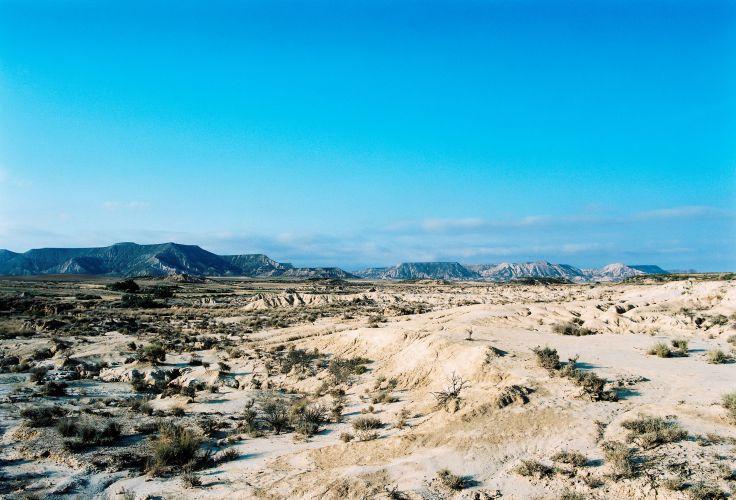 Parc naturel des Bardenas Reales - Espagne