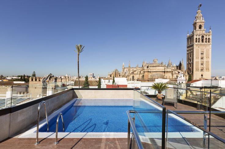 Hotel De Charme Seville Centre Ville