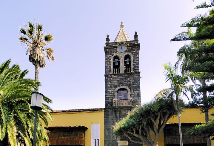 San Cristóbal de La Laguna - Tenerife - Espagne