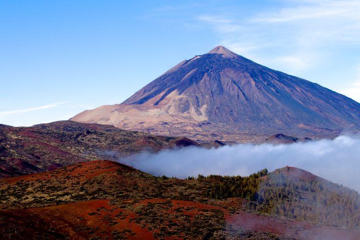 Parc national du Teide - Ténérife - Espagne