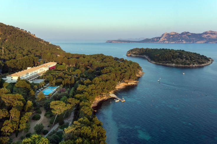 Entre mer et pinèdes - Majorque confidentielle au Royal Hideaway