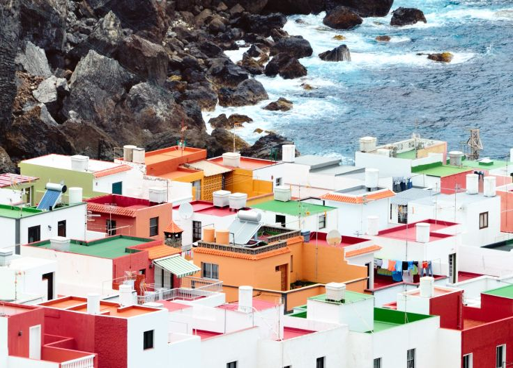 San Juan de la Rambla - Tenerife - Espagne