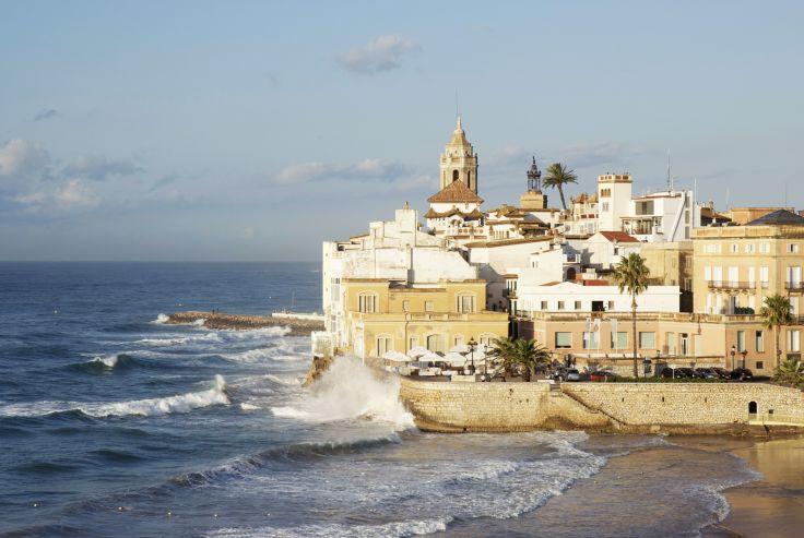 Sitges - Catalogne - Espagne