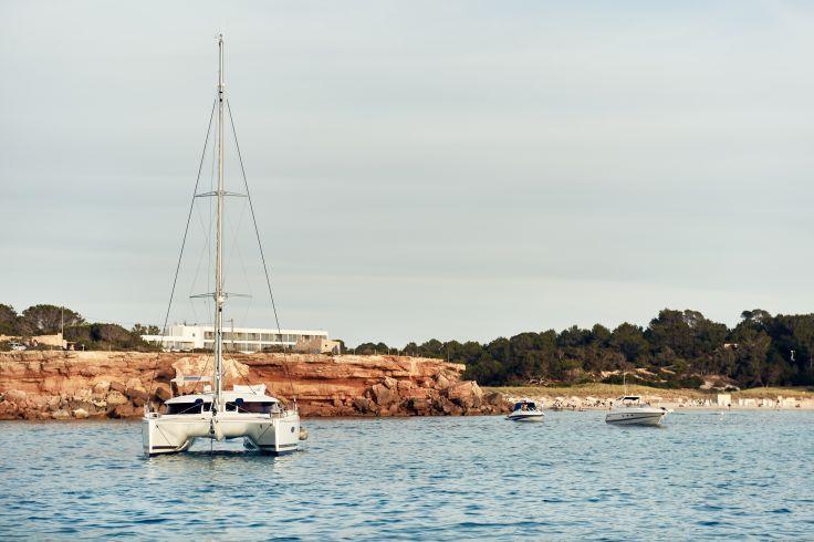 Baie de Cala Saona - Formentera - Baléares