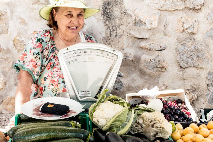 Marché Sant Joan de Labritja - Ibiza - Iles Baléares - Espagne