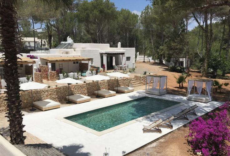 Ibiza - Santa Eulalia - Espagne