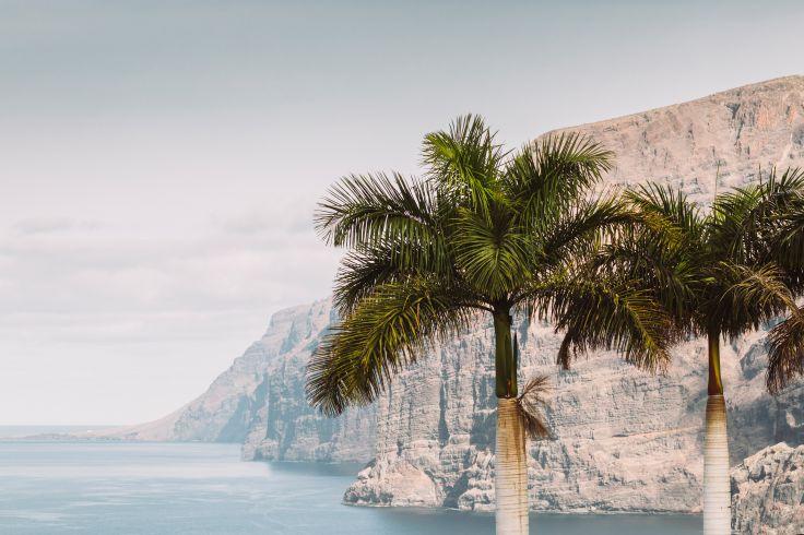 Los Gigantes - Tenerife - Espagne