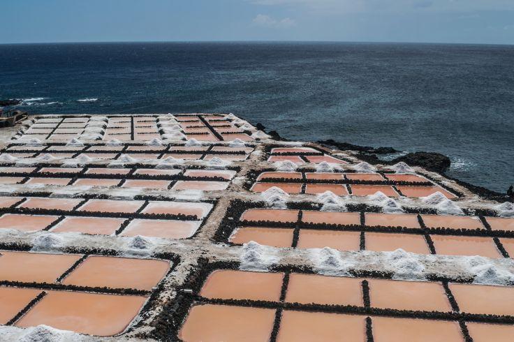 Salines de Fuencaliente - La Palma - Iles Canaries