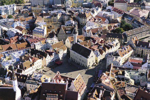 Vilnius, Riga & Tallin - Les capitales baltes coté luxe
