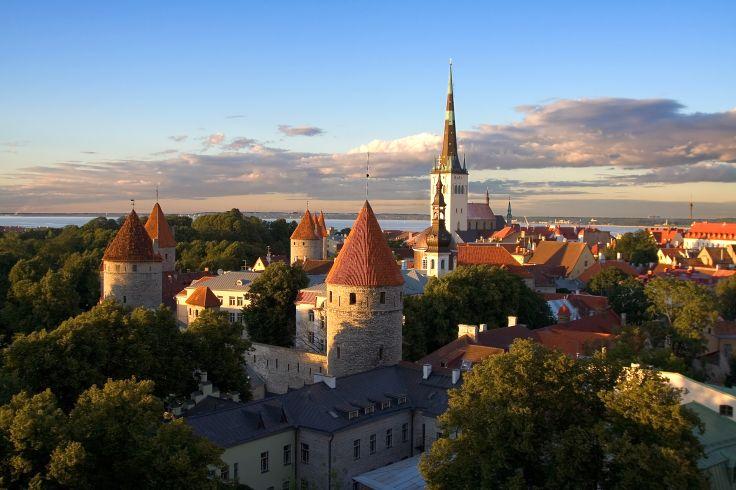 De Tallinn à Helsinki - Culture & art de vivre en mer Baltique