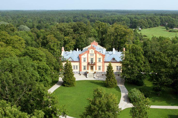 Muhu - Estonie