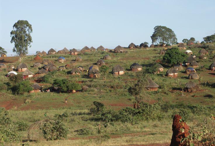 Hauts Plateaux - Ethiopie