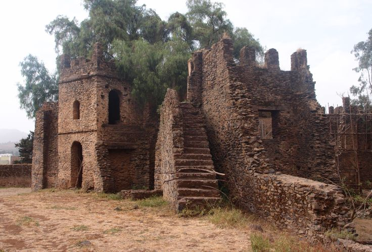 Cité impériale - Gondar - Ethiopie