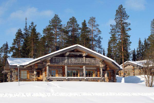 Vacances de février - Un chalet en famille en Laponie