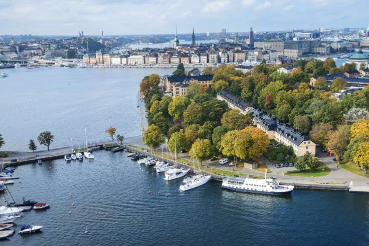 Cap sur la Baltique - D'Helsinki à Stockholm en hôtels de charme