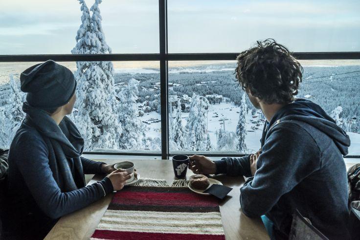 Avant les fêtes - A deux, parenthèse nordique en Laponie