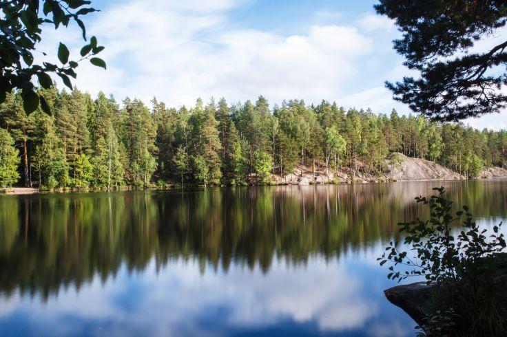 Parc national de Nuuksio - Finlande