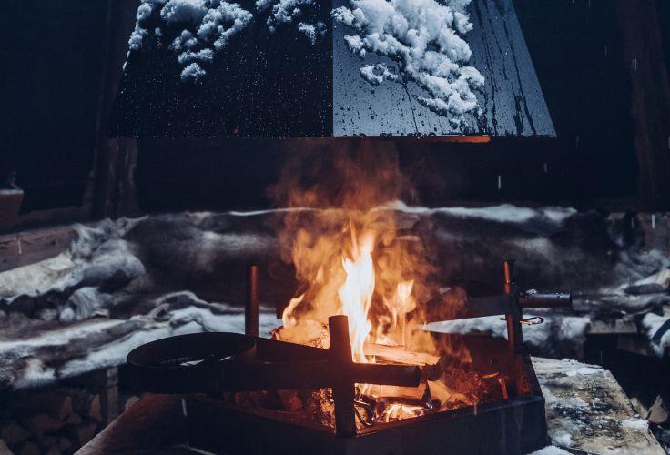 Äkäslompolo - Laponie - Finlande