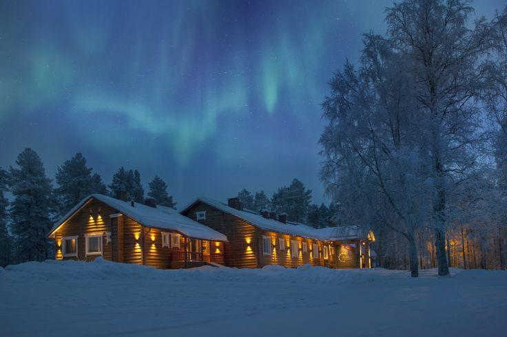 Beana Laponia - Meltaus - Laponie - Finlande
