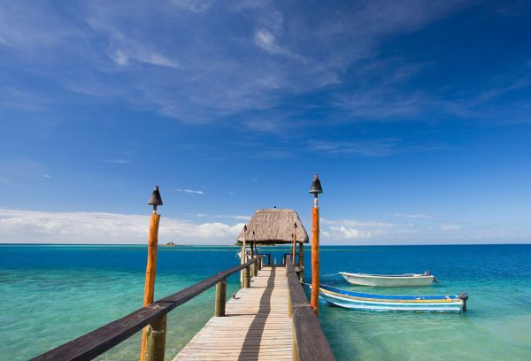 Malolo Island Fiji - Iles Fisji