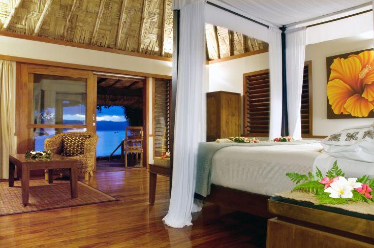 Qamea Resort & Spa - Qamea - Fidji