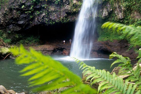 Tavoro Falls - Bouma National Heritage Park - Taveuni - Iles Fidji