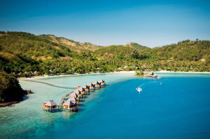 Likuliku Lagoon Resort - Mamanuca Island - Iles Fidji
