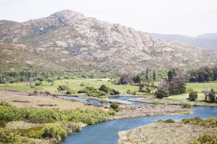 Plage de l'Ostriconi - Désert des Agriates - Corse - France