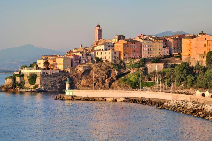 Bastia - Corse - France